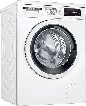 Oferta amazon: Bosch WUU24T71ES - Lavadora Carga Frontal, Serie 6, 9kg, 1200rpm, Blanco           [Clase de eficiencia energética C]