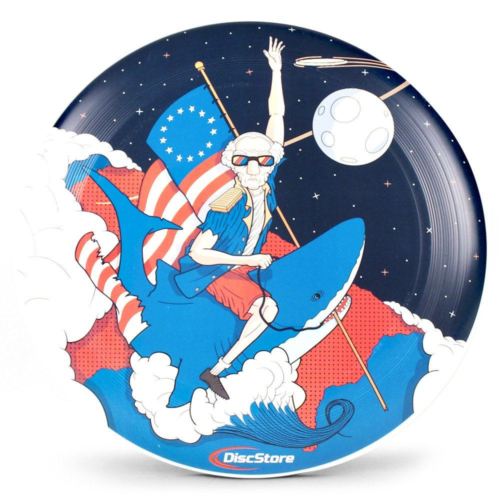 Discraft 175g Supercolor George Washington Ultra Star by Disc Store