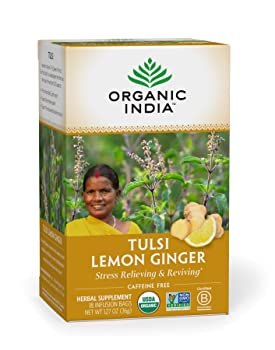 ORGANIC INDIA Ginger Tea