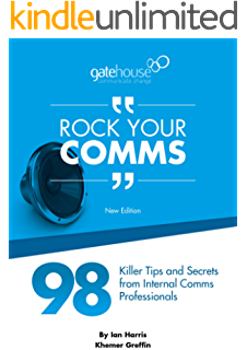 Amazon internal communications a manual for practitioners rock your comms 98 tips from internal communication pros fandeluxe Choice Image