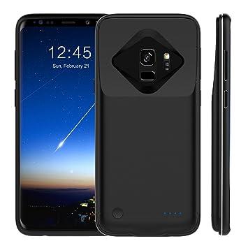 Fancart Funda Bateria Samsung Galaxy S9, Batería Cargador ...