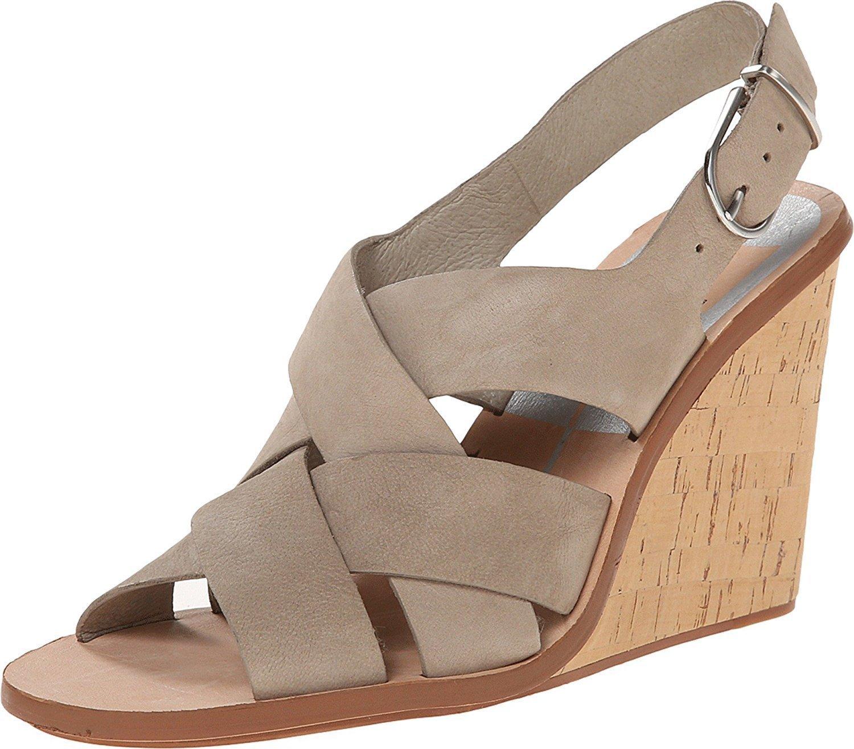 Dolce Vita Women's Remie Wedge Sandal B00Q6NCRDI 6 B(M) US|Fresco Nubuck