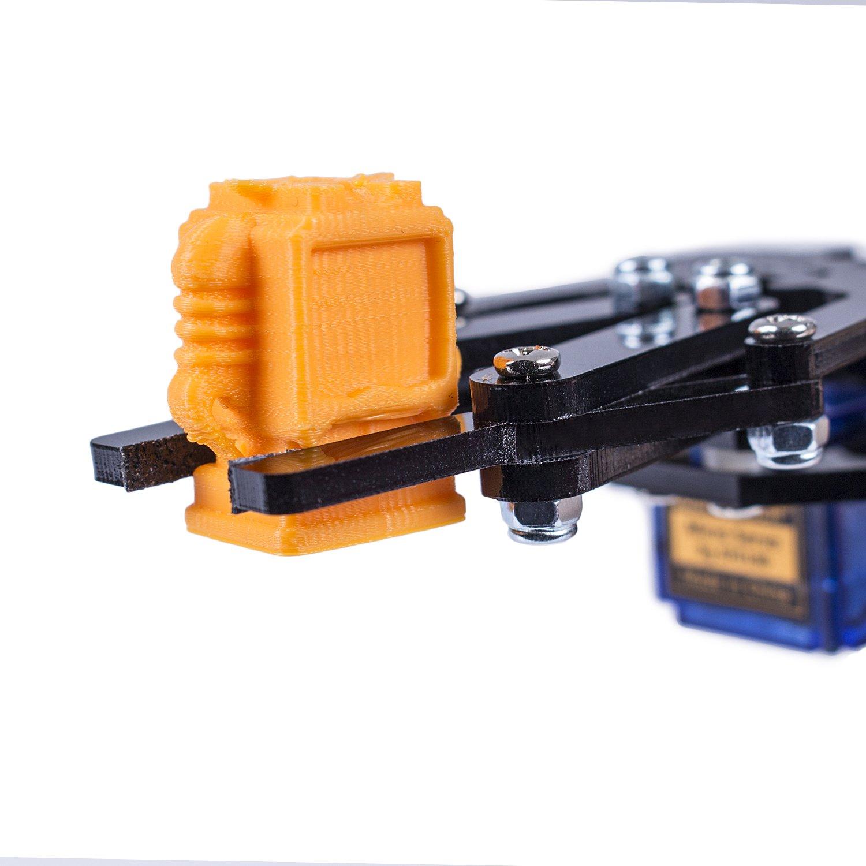 SunFounder Standard Gripper Kit Paw for Robotic Arm Rollarm DIY Robot Arduino Uno Mega 2560 Nano by SunFounder (Image #3)