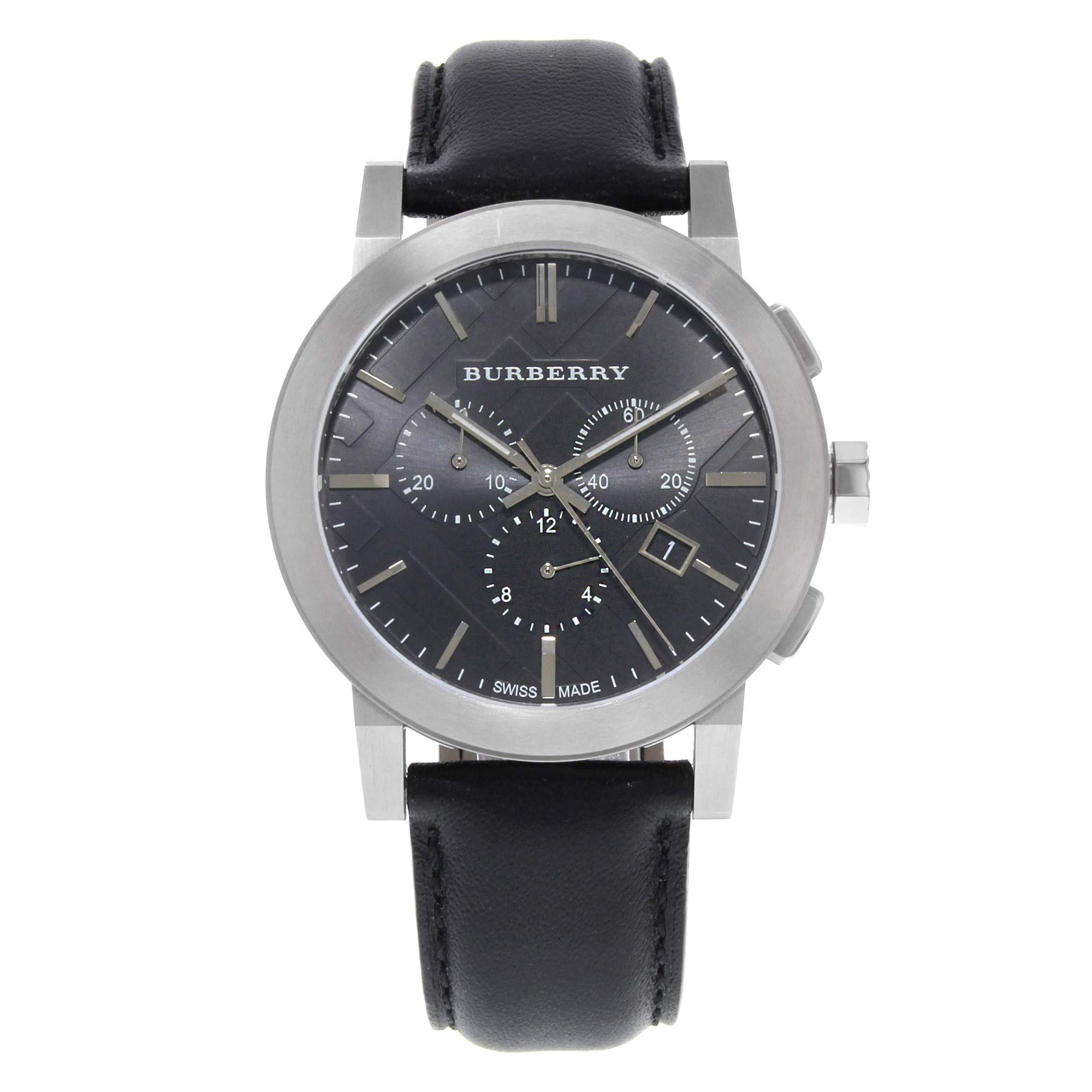 Burberry The City Quartz Male Watch BU9356 (Certified Pre-Owned)