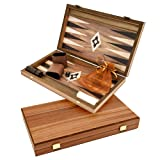 Club Backgammon Set Compact