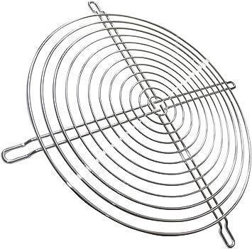 AERZETIX: Rejilla Cromo de protección 240x240mm ventilación para ...
