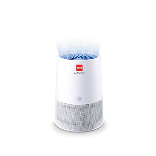 Cello Air Purifier with UV Light, 5 Watts, White