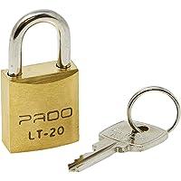 CADEADO LT-20MM, Pado, 51000014, Dourado
