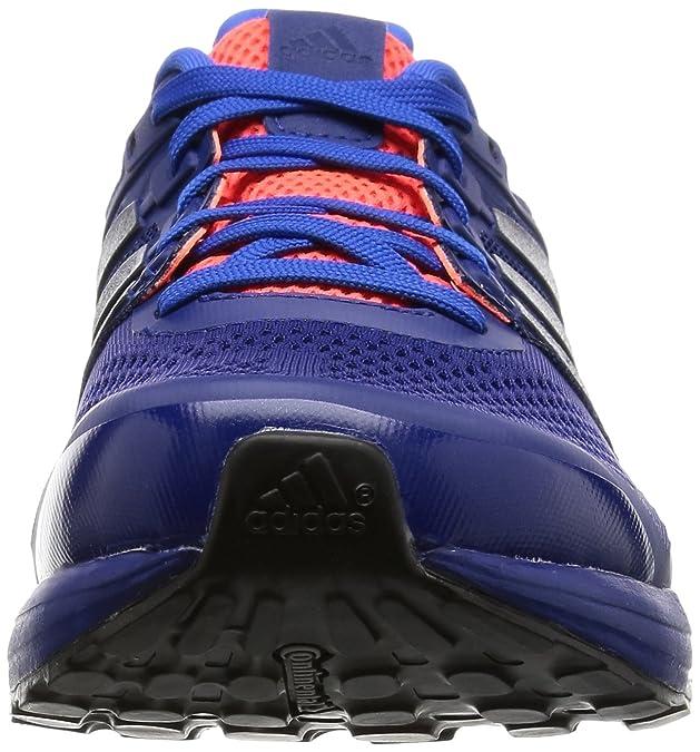 quality design 5218d 45a3a adidas Men s Supernova Glide 8 Training, Blue - Blau (Blau Schwarz Blau),  10 UK  Amazon.co.uk  Shoes   Bags