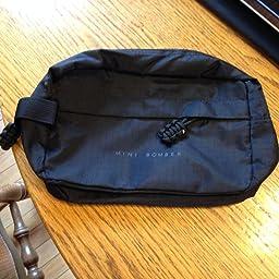 Dopp kit hygiene bag for men by bomber for Bomber bag review