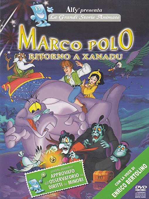 Marco Polo Ritorno A Xanadu [Italia] [DVD]: Amazon.es: Chris ...