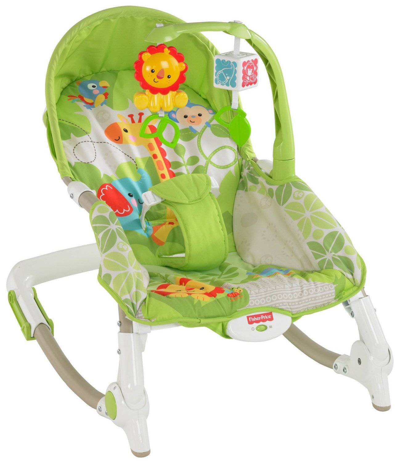 36106e97703 Buy Fisher-Price Newborn to Toddler Rocker (Multicolor) Online at Low  Prices in India - Amazon.in