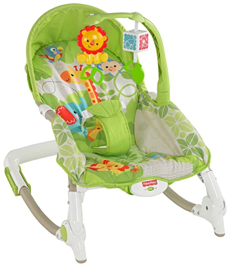 e3d7a9b4c Buy Fisher-Price Newborn to Toddler Rocker (Multicolor) Online at ...