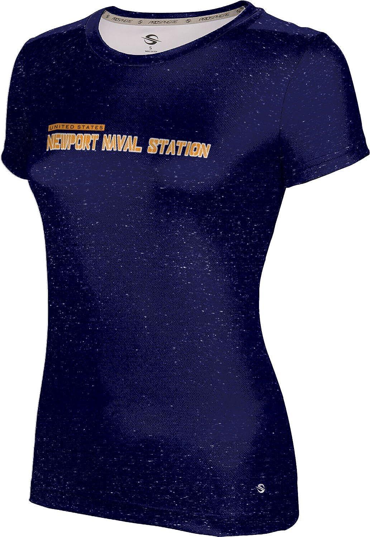 ProSphere Women's Newport Naval Station Military Heather Tech Tee
