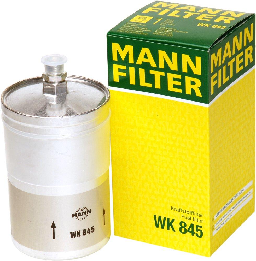 Outlet Mann Filter Wk 845 Fuel Nissan 300zx