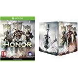 For Honor + Metal Case - Special Limited Esclusiva Amazon - Xbox One