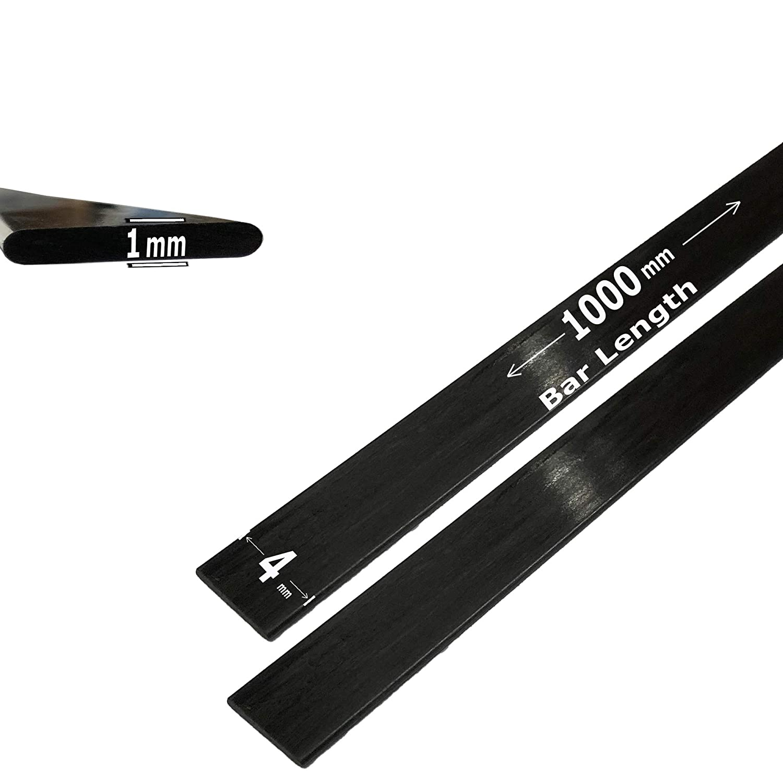 Carbon Fiber Strip .070 x .437 x 4