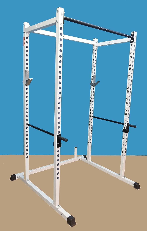 amazon com tds power rack squat cage sports u0026 outdoors