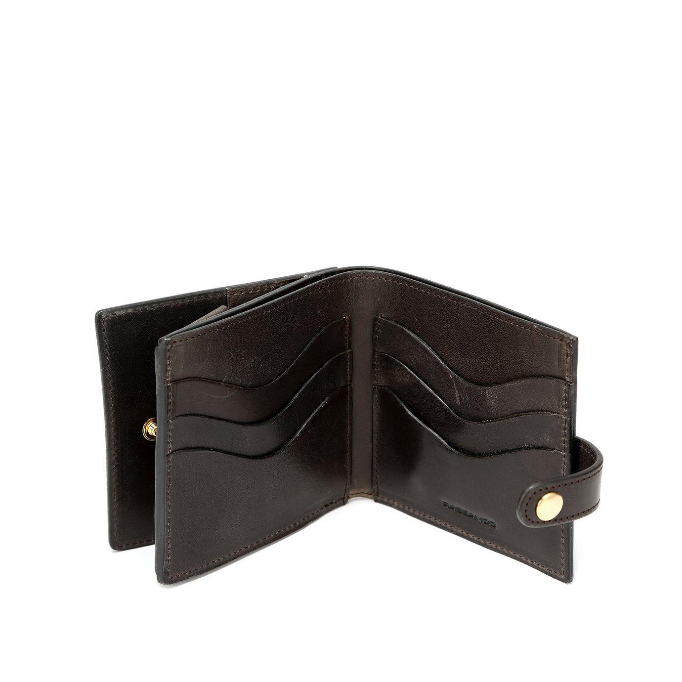 RABEANCO Snap Button Wallet #21431