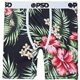 PSD Underwear Boy's Youth Stretch Wide Band Boxer Brief Underwear Bottom