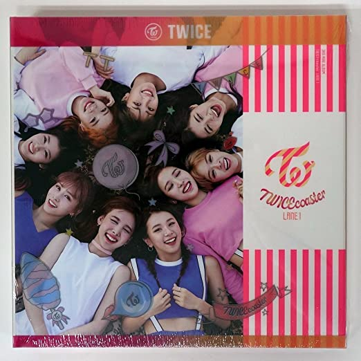 Amazon Com Jyp Ent Twice Twicecoaster Lane 1 Neon Magenta B