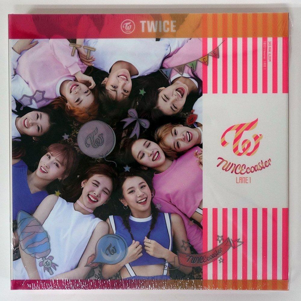 CD : Twice - Coaster [Neon Magenta B ver.]