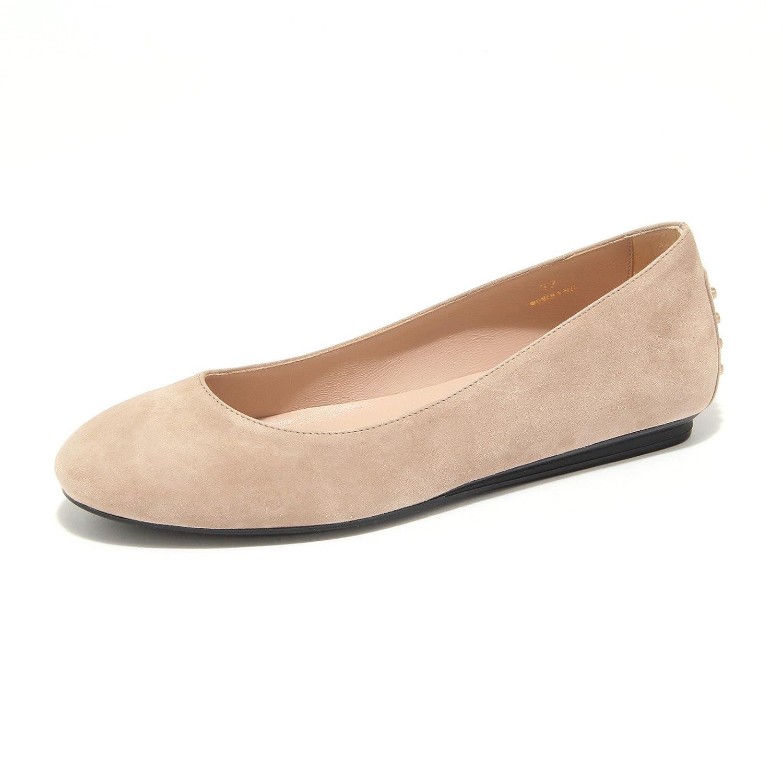 Tod's 7988L Ballerina Damenschuhe Gomma Schuhe Schuhes Damens
