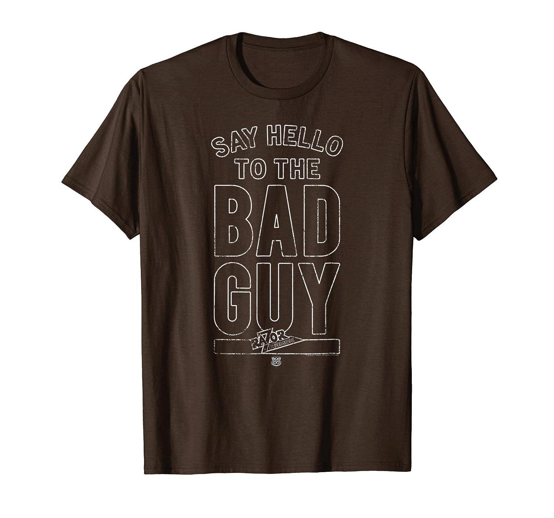 Say Hello To The Bad Guy Razor Ramon-azvn