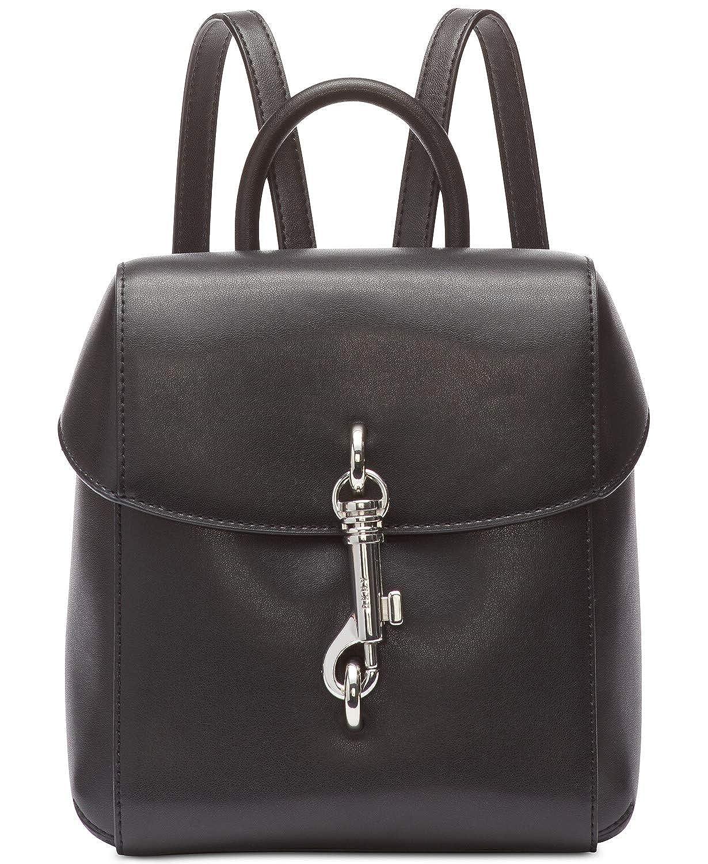 (ダナキャラン ニューヨーク) DKNY インクバックパック Women`s Backpack(並行輸入品) One Size ブラック/シルバー B07PQZHWPH