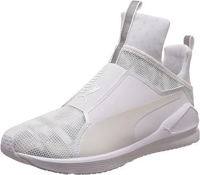 Details zu Puma Fierce Swan Wn's 189885 weiß 02 Sneaker Schuhe