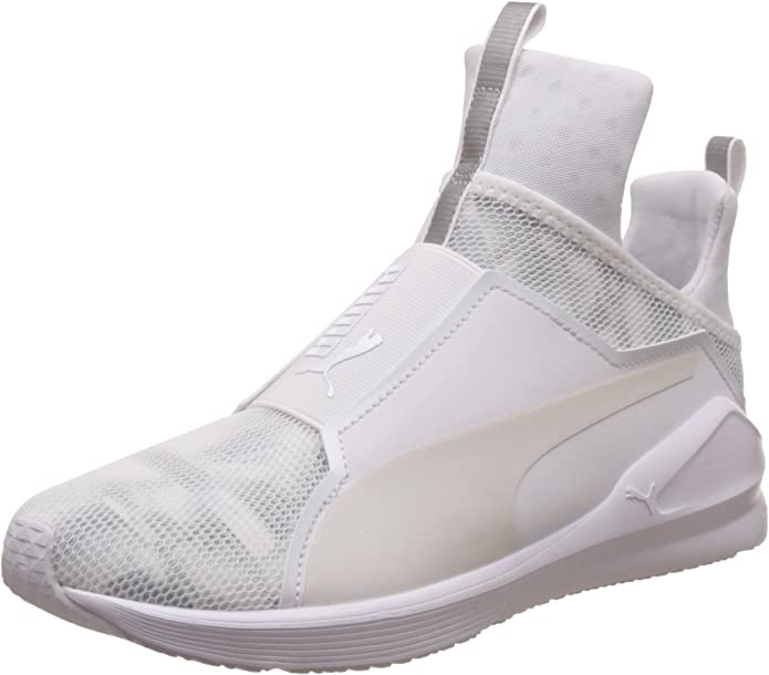 Puma Fierce Swan Sneakers Damen Weiß