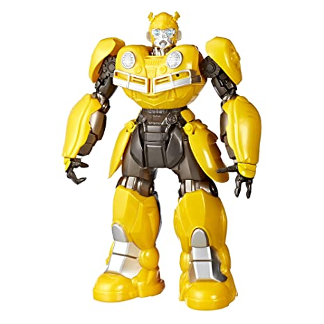 transformers bumblebee movie toys, dj bumblebee singing and dancing bumblebee toys for kids 6 and up, 10 inchBumblebee #7