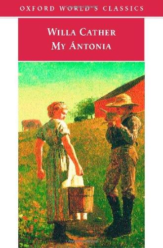 Read Online My Ántonia (Oxford World's Classics) pdf