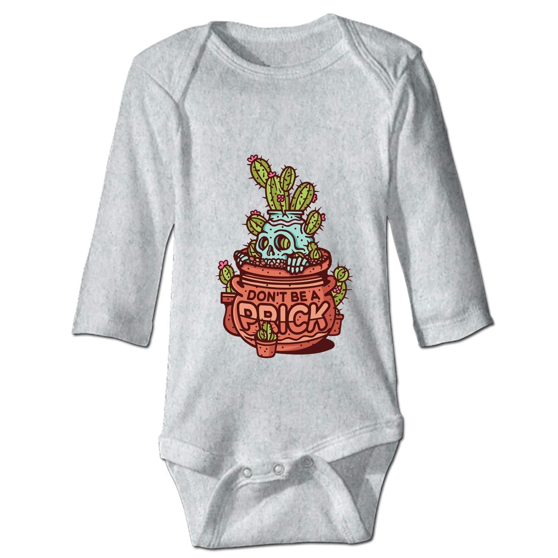 WilBstrn Unisex Baby Long-Sleeve Onesies Music Cotton Bodysuits