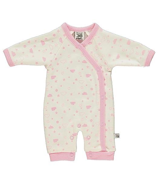 Pippi - Pelele para dormir - para bebé niña rosa rosa