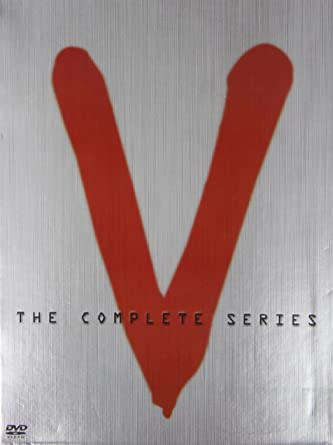 Amazon com: V: The Complete Series (DVD): Marc Singer, Jane