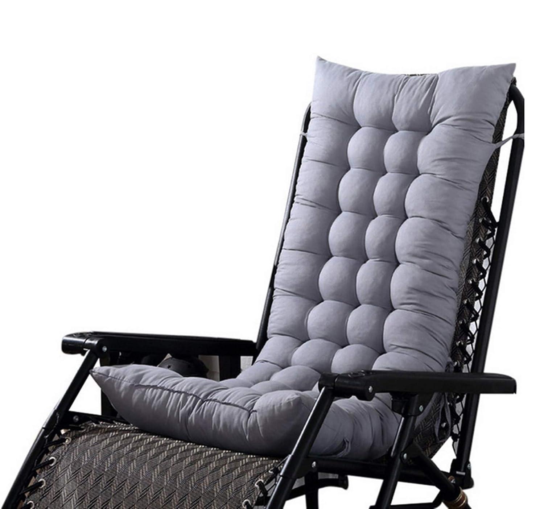 Marbeine – Cuscino per Sedia a Sdraio da Giardino o Patio, Imbottito, Pieghevole, Lavabile Prezzi offerte