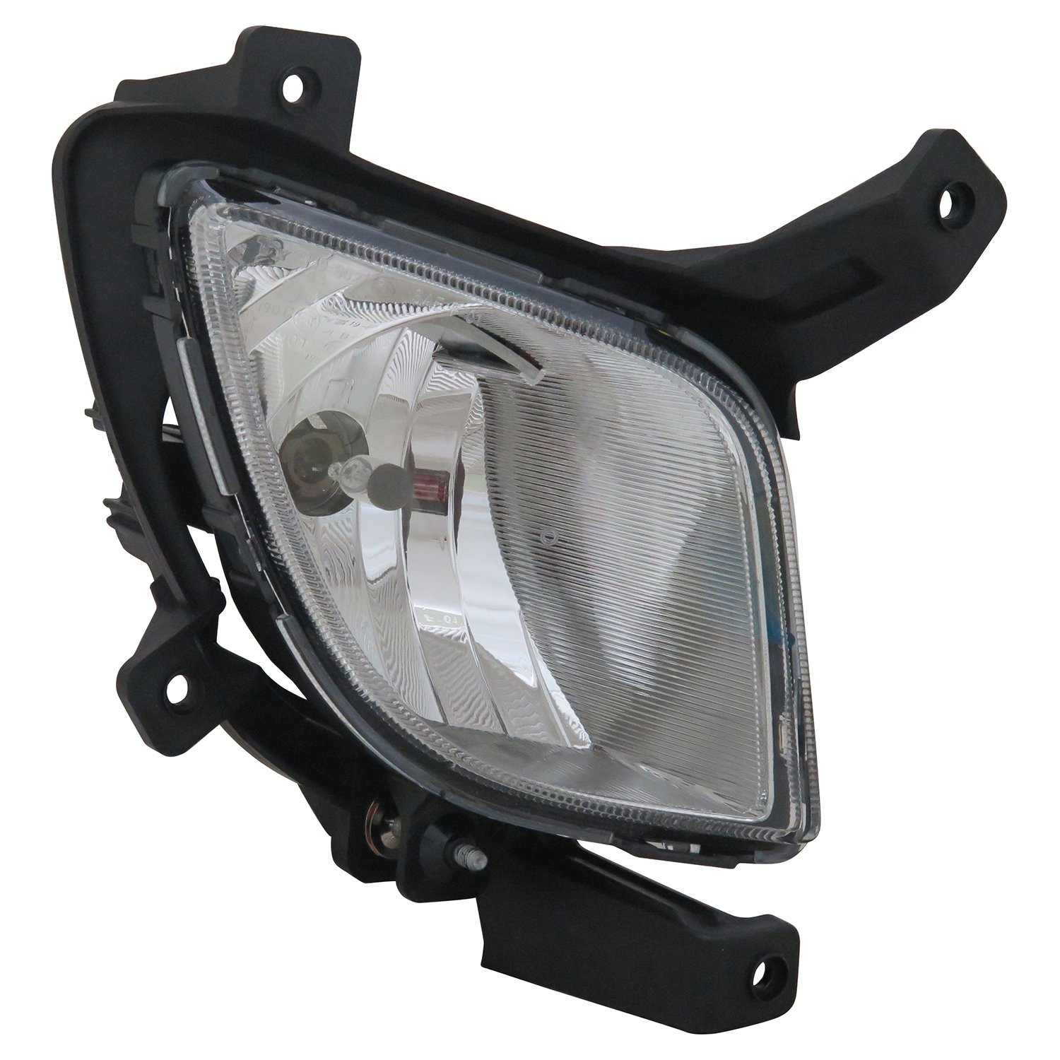 TYC 19-6021-00-1 Replacement Right Fog Lamp for Hyundai Tucson