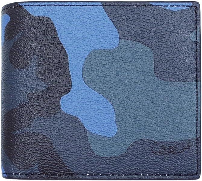 6e30cff0c834 [コーチ] COACH 財布(二つ折り財布) F32438 ダスクマルチ MRX 3IN1 カモフラージュ