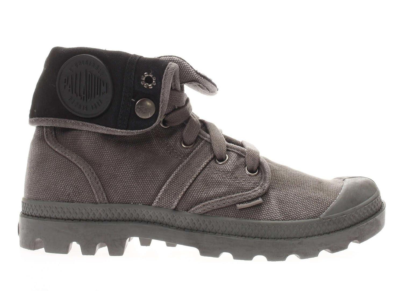 PALLADIUM scarpe donna sneakers alte 92478-095-M PALLABROUSE BAGGYGrigio