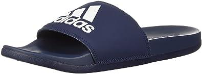 49c77bcca3b7 adidas Men s Adilette CF+ Logo Slide Sandal
