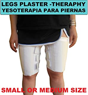 Faja De Yeso Yesoterapia LEGS PIERNAS SMALL OR MEDIUM SIZE