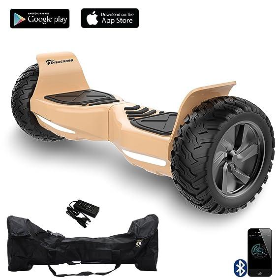 Amazon.com: EverCross Challenger Basic Hoverboard Self ...