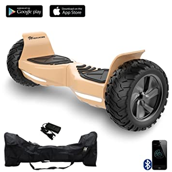 Amazon.com: EverCross Challenger Basic Hoverboard Self ...