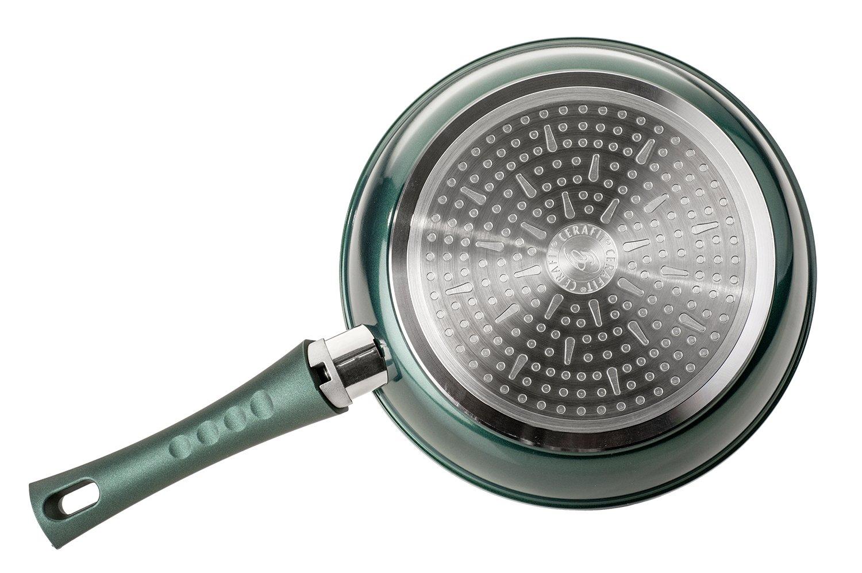 Genius DIS1 Cerafit Fusion | - Sartén (20 cm, revestimiento de cerámica de Fusion, Conocido Por TV | nuevo: Amazon.es: Hogar