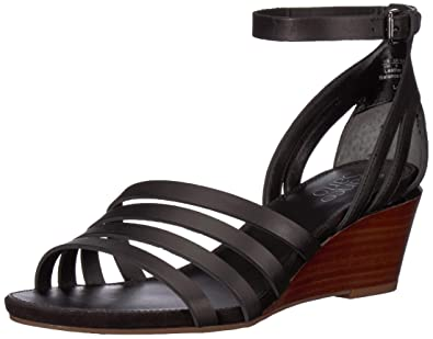 77dcd8ca13 Amazon.com   Franco Sarto Women's Della Wedge Sandal   Platforms ...