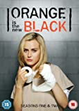 Orange is the New Black - Seasons 1-2 [DVD] [2015]
