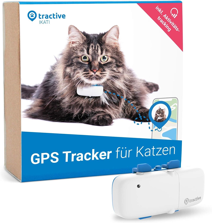 Tractive GPS für Katzen (Halsband)