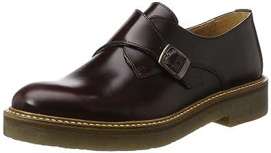Kickers Oxform, Zapatos de Cordones Derby para Mujer: Amazon.es: Zapatos y complementos