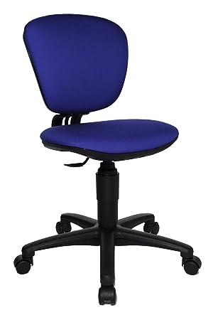 Awe Inspiring Kids Office Chair Swivel Chair High Kid Black Blue Amazon Machost Co Dining Chair Design Ideas Machostcouk